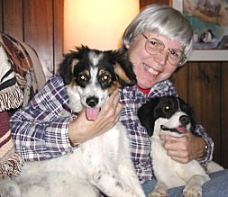 Pat, Millie and Benny